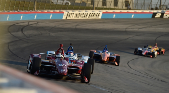 Carpenter (FOTO: Chris Owens/INDYCAR)