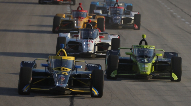 Veach Kimball (FOTO: Chris Owens/INDYCAR)