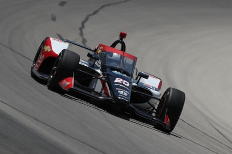 Ed Carpenter (FOTO: Chris Owens/INDYCAR)
