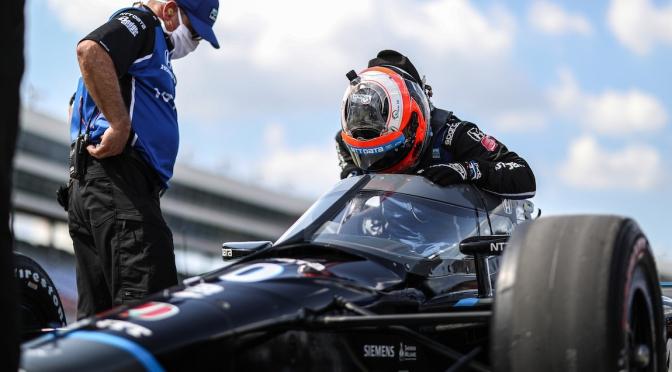 "Rosenqvist: ""Solo una cosa tonta arruinó todo"""