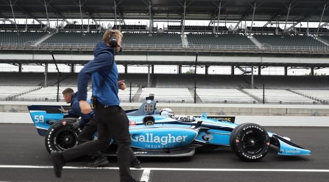 Récord de 26 autos para el GP de Indy