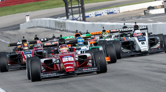 Road to Indy incrementa premios en IP2000 y USF2000