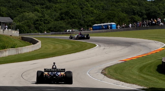 Rahal Elkhart FOTO: Chris Jones/INDYCAR