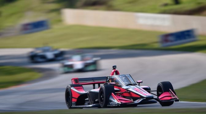 Palou sube al podio en tercera participación en IndyCar
