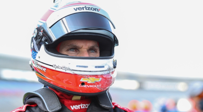 Power, el más veloz en ensayo único del GP de Indy