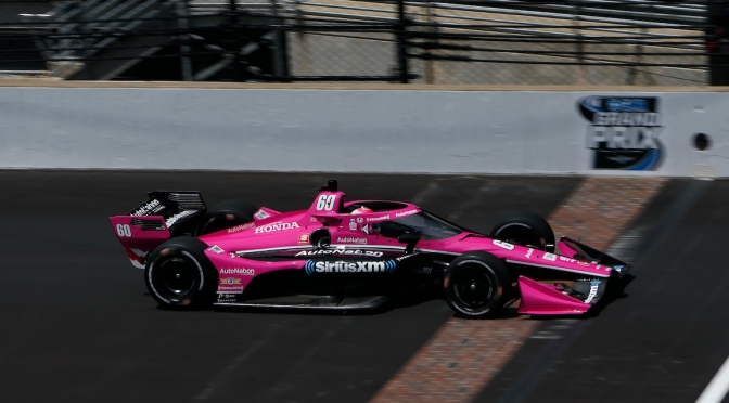 Harvey (FOTO: Chris Jones/INDYCAR)