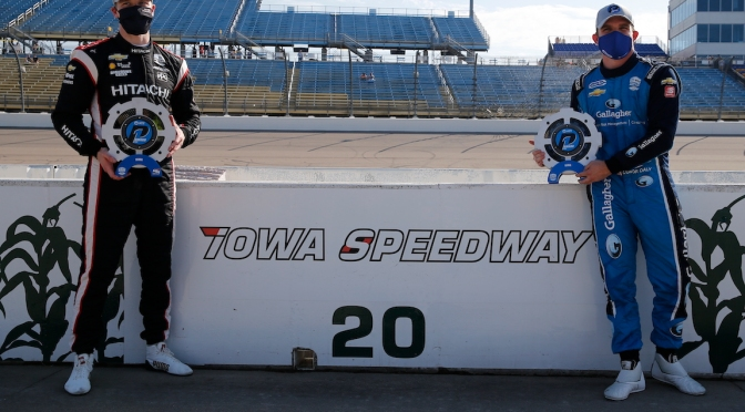 Daly Newgarden FOTO: Chris Jones/INDYCAR