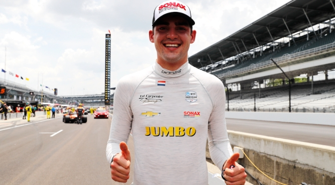 VeeKay se redime con primer Top 5 en IndyCar