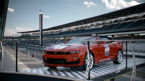 Los aficionados tendrán una mejor vista del ganador de las carreras en IMS (FOTO: Indianapolis Motor Speedway)