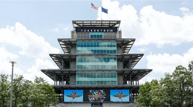 La Pagoda de IMS ahora tiene un tablero de video (FOTO: Indianapolis Motor Speedway)