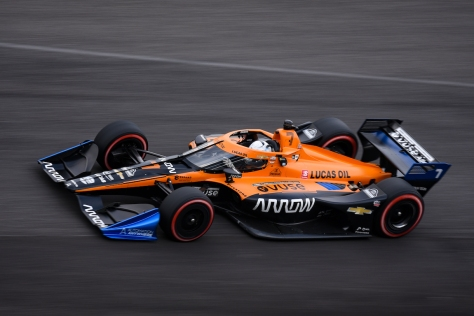 Askew (FOTO: James Black/INDYCAR)