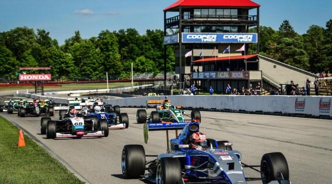 Eves gana en Indy Pro 2000; Rasmussen, invicto en USF2000