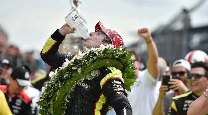 El tipo de leche de los pilotos para Indy 500 de 2020
