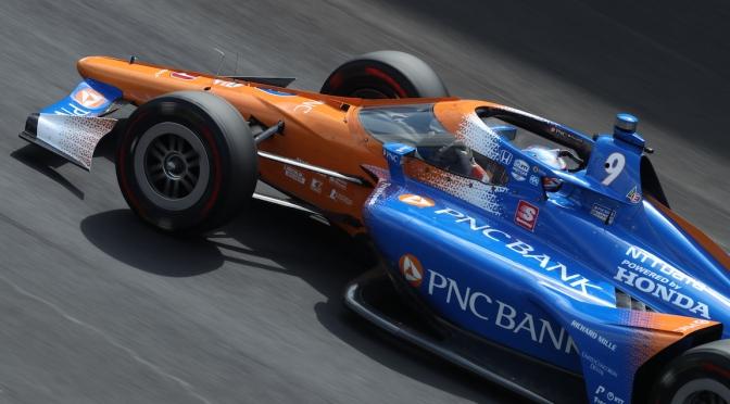 Indy 500: Dixon supera a Sato en cierre de Día 2