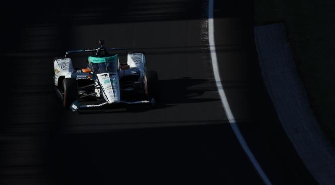 Alonso (FOTO: Matt Fraver/IndyCar)