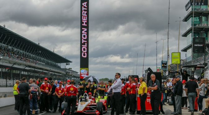 Indy 500 (FOTO: Doug Mathews/INDYCAR)