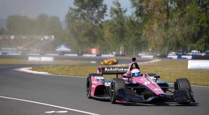 Portland renueva con IndyCar hasta 2023