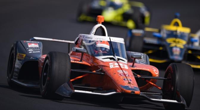 Catástrofe de Andretti Autosport en Indy 500