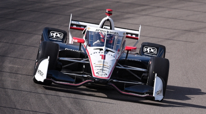 Newgarden (FOTO: James Black/INDYCAR)