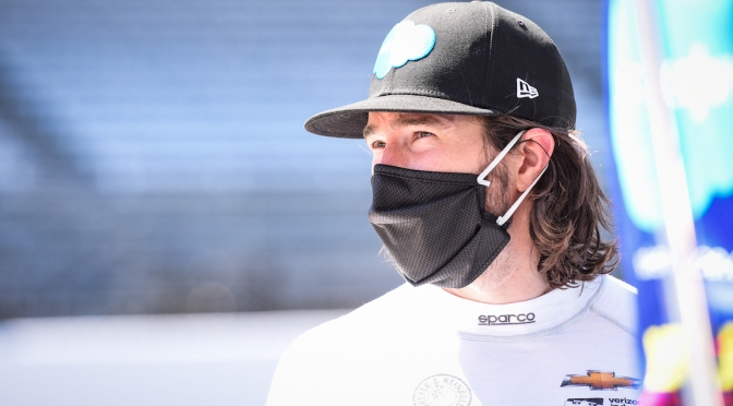 Hildebrand (FOTO: James Black/INDYCAR)