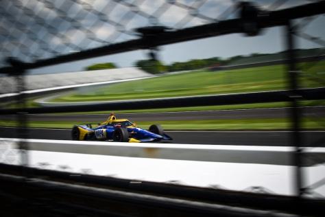 Rossi (FOTO: James Black/INDYCAR)