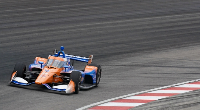 Dixon (FOTO: James Black/IndyCar)