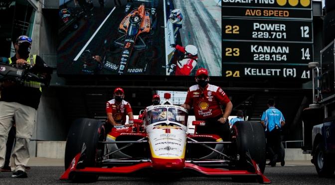 HORARIOS DE TV: Edición 104 de la Indy 500