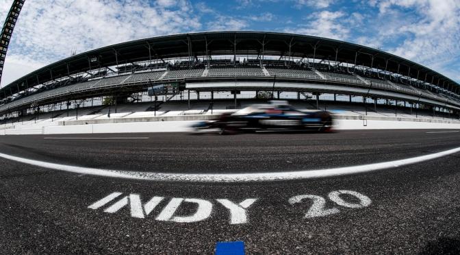 HORARIOS DE TRANSMISIÓN: Calificación Indy 500 de 2020