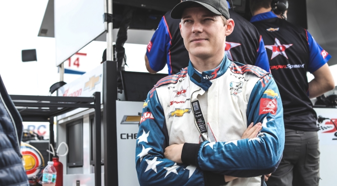 DragonSpeed confirma regreso de Hanley para Indy 500