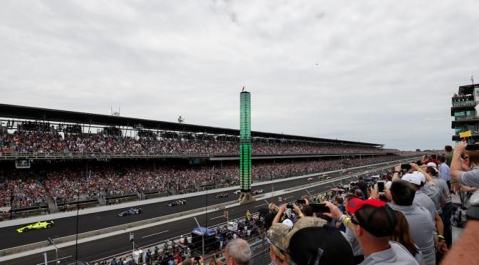 Indy 500 (FOTO: Joe Skibinski/INDYCAR)