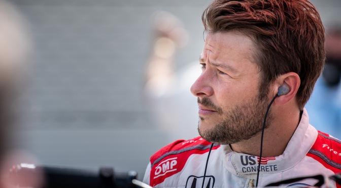 Andretti extiende dominio en Día 1 de calificaciones