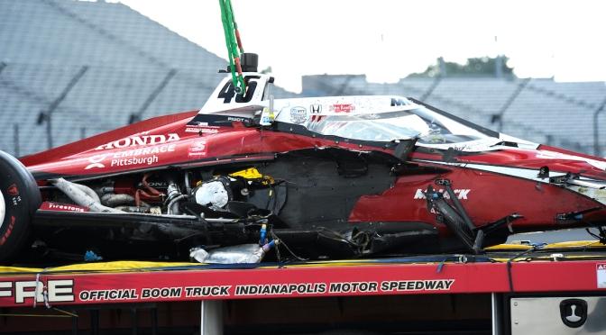 La explicación de final de Indy 500 bajo bandera amarilla