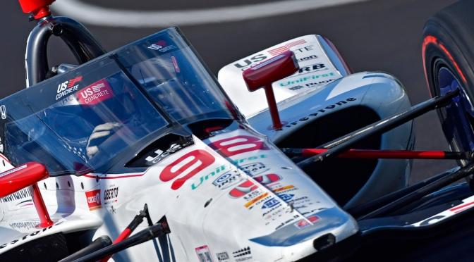 Andretti lidera, Honda domina en Fast Friday