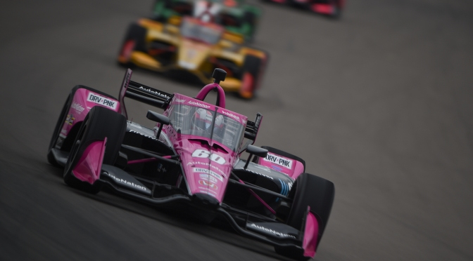 Harvey Shank (FOTO: Chris Owens/IndyCar)