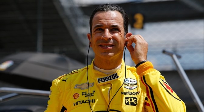 Castroneves reemplaza a Askew para Harvest GP