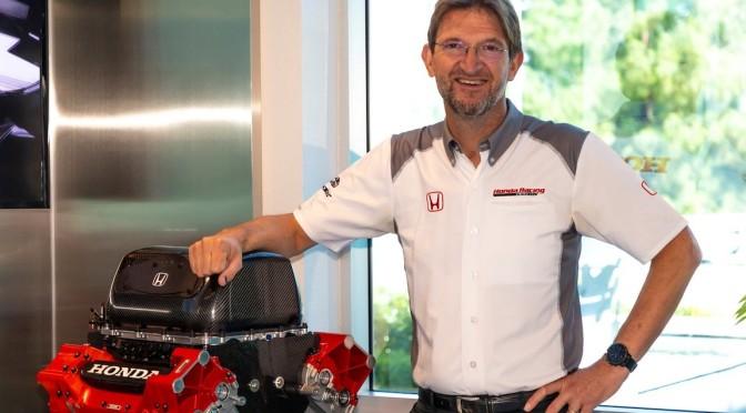Klaus se retira; nuevo jefe en Honda/HPD
