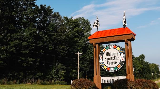 Mid-Ohio se realizará el 12 y 13 de septiembre