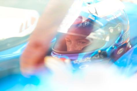 Dixon se puede coronar para el final del fin de semana (FOTO: Joe Skibinski/IndyCar)