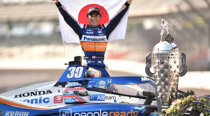 Sato (FOTO: Chris Owens/IndyCar)