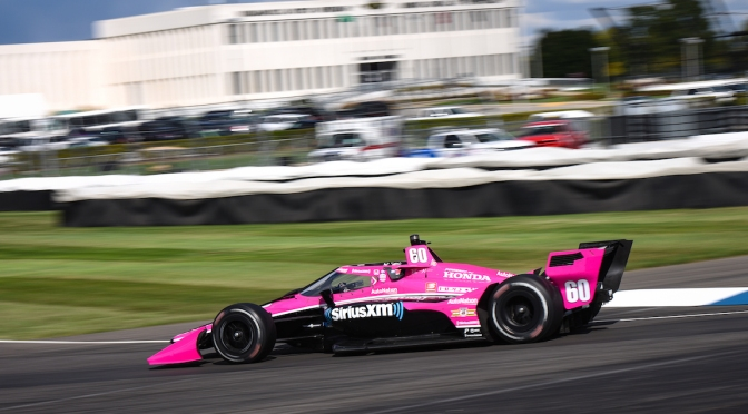 Liberty Media, socio minoritario de Meyer Shank Racing