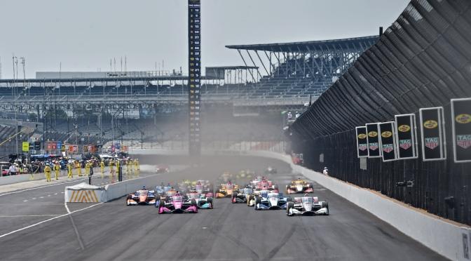 Se corre el Harvest Grand Prix (FOTO: John Cote/IndyCar)