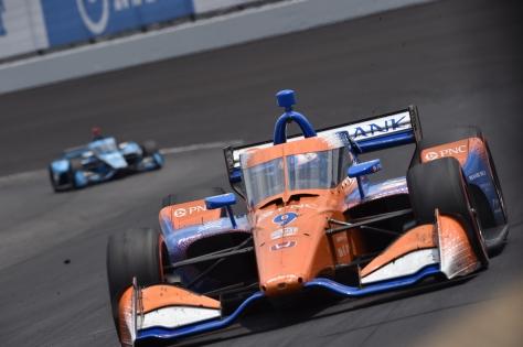 Dixon tiene a la mano el título (FOTO: John Cote/IndyCar)