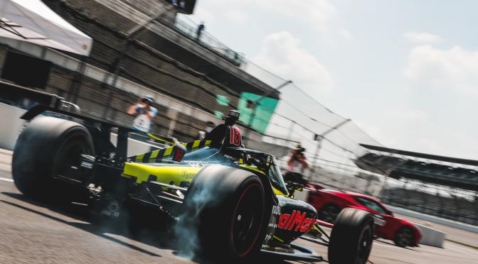 Ferrucci (FOTO: Joe Skibinski/IndyCar)