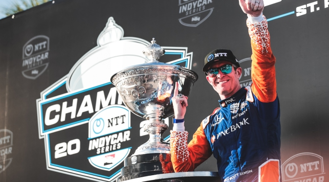 Dixon (FOTO: Joe Skibinski/IndyCar)