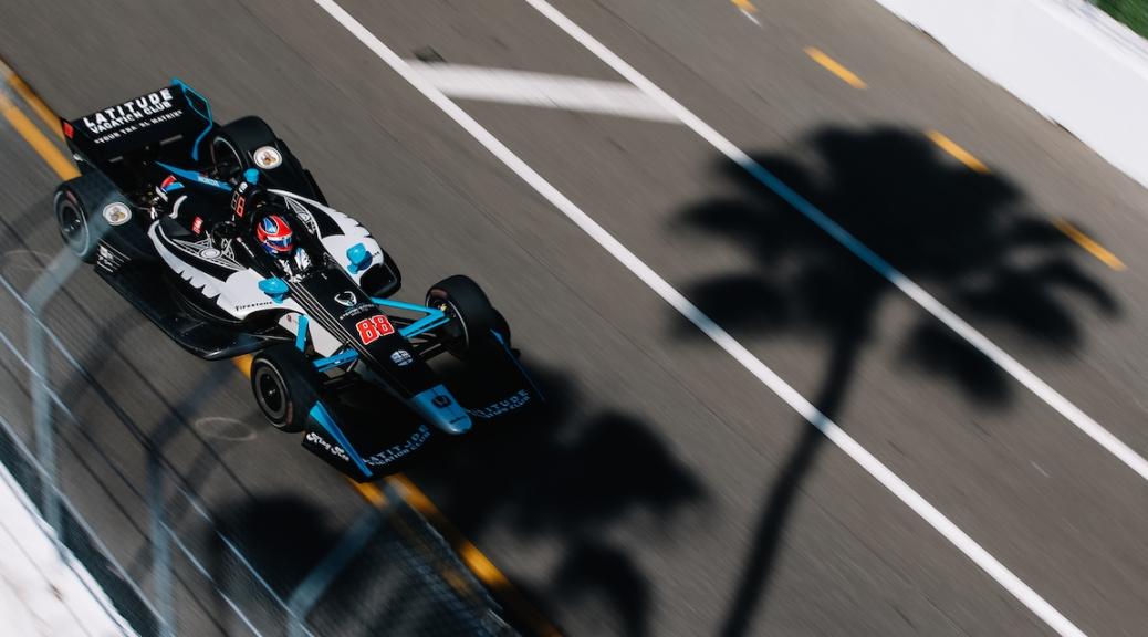 Herta (FOTO: Joe Skibinski/IndyCar)