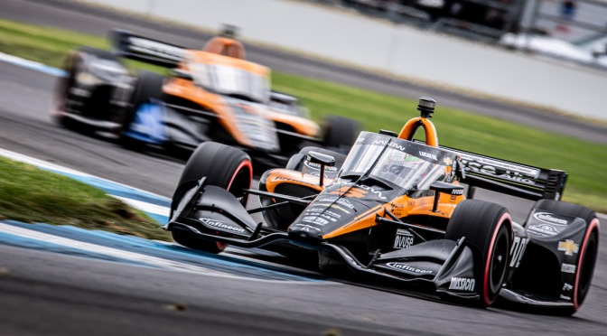 Brown descarta tercer auto de Arrow McLaren para 2021