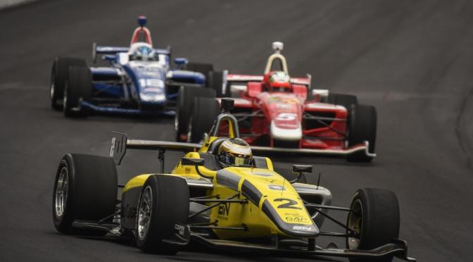 Crítica fuerte de Penske a Indy Lights y Andersen