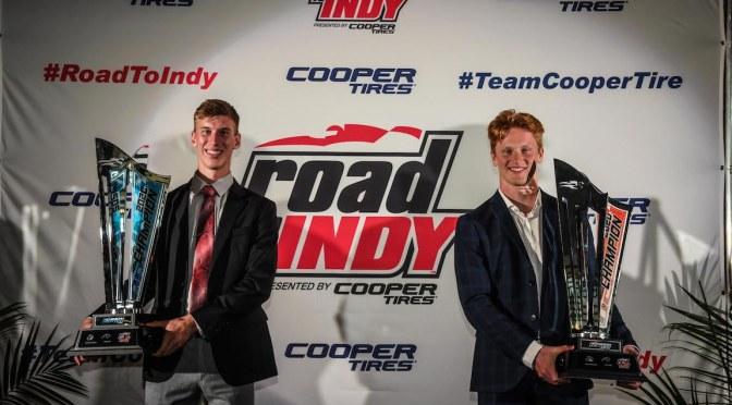 Road to Indy cerró año con entrega de premios