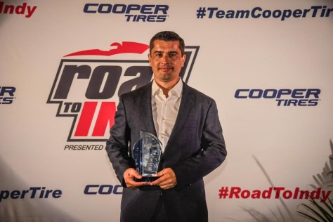 Juncos, con un nuevo título en Indy Pro 200 (FOTO: Road to Indy)