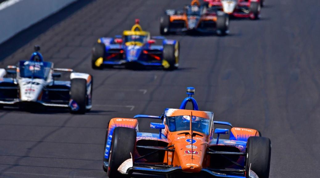 Dixon (FOTO: Walt Kuhn/IndyCar)